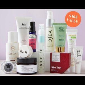 Clean beauty set - indie lee, Tara Harper, osea